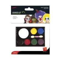 Face Painting Palette mit 7 Farben