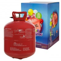 Heliumbehälter XXL - Helium für ca. 28-50 Ballons - 0,42m³