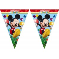 Mickey Mouse Flaggenbanner