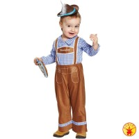 Oktoberfest Lederhose Trachtenkleidung Kinder Peter