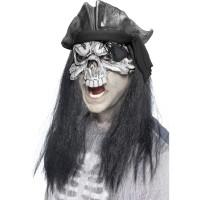 Halloween Maske Seeräuber Ghost Ship Zombie Pirat