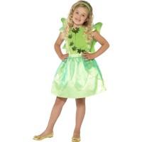 Kostüm Forest Fairy Fee Kinder Fasching Karneval