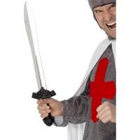 Schwert Black Knight Kostümzubehör Fasching Karneval