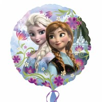 Folienballon Frozen Elsa Anna Art. 30107 Disney Partydeko Ballon Geburtstag