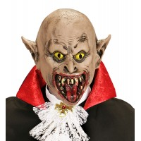 Halloween Maske Zombie Vampier Dracula Horror Vampire Art. 00395