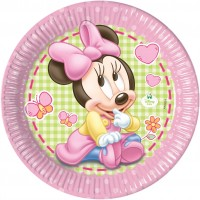 Minnie Mouse Baby Teller