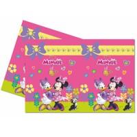 Minnie Mouse Tischdecke Disney Partydeko Kindergeburtstag