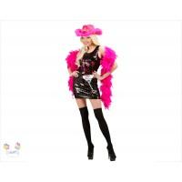 Junggesellinnenabschied Kleid Girls Night Out Kostüm JGA