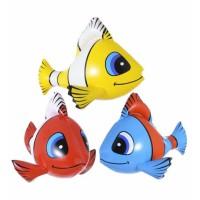Aufblasbarer Tropischer Fisch Hawaii-Party