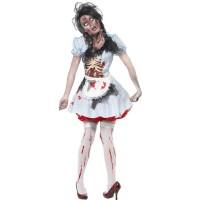 Halloween Zombie Dorothy Kostüm Countrygirl