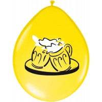Oktoberfest Party Luftballons Partydeko Ballon Bierkrug
