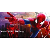 Spiderman Wandbild
