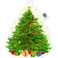 Weihnachten Cutout Tannenbaum