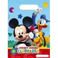 Mickey Mouse Partytüten 6 Stück