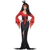 Halloween Kostüm Zombie Evil Queen Gr. M