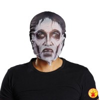 Halloween Maske Zombie 6240327