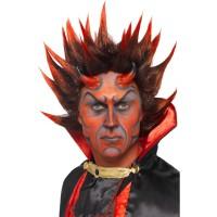 Halloween Perücke Teufel Punk