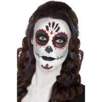 Halloween Make Day of the Dead Set