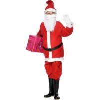 Weihnachtsmann Santa Kostüm Kinder Weihnachten