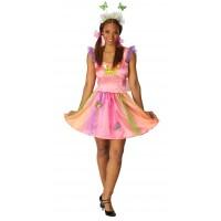 Kostüm Schmetterling Frauen Fasching Karneval
