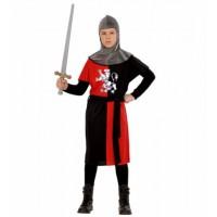 Ritter Kostüm Junge Mittelalter Krieger Art.55447 Fasching Karneval