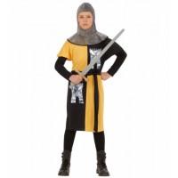 Ritter Kostüm Junge Mittelalter Krieger Art.55446 Fasching Karneval