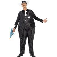 Kostüm Gangster 1920´s Fasching Karneval Polizeikostüm
