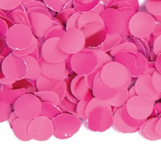 Konfetti Pink 100g Partydeko Geburtstag Babyparty