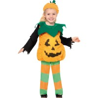 Halloween Kostüm Kürbis für Kinder Little Pumpkin