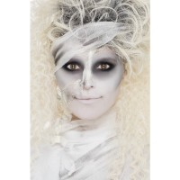 Halloween Make Up Set Mumie Komplett Set