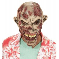 Halloween Maske Slasher Zombie Horror Arzt Art. 00466