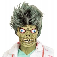 Halloween Maske Zombie Horror Arzt Art. 00836