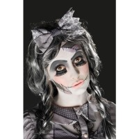 Halloween Make Up Set Damaged Doll Puppe Komplett Set
