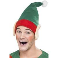 Weihnachten Elfen Mütze Art. 41061Weihnachtsmann Helfer Elf