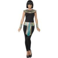 Ägypten Cleopatra Set Kostüm Fasching Karneval