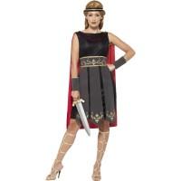 Kostüm Gladiatorin Kämpferin Römerin Frauen Fasching Karneval