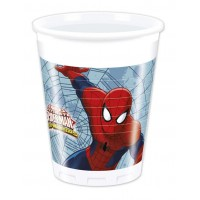 Spiderman Becher