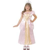 Kostüm Mädchen Schlafende Prinzessin Königin Art.44029 Fasching