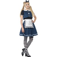 Kostüm Frauen Tag Träumer Dark Day Dreamer Art.44343 Fasching Karneval