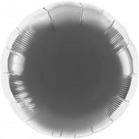 Folienballon Rund Silber Art.20576 Partydeko Ballon Hochzeit Babyparty