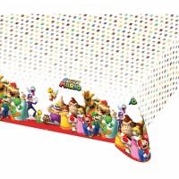 Super Mario Tischdecke Partydeko Kindergeburtstag Luigi