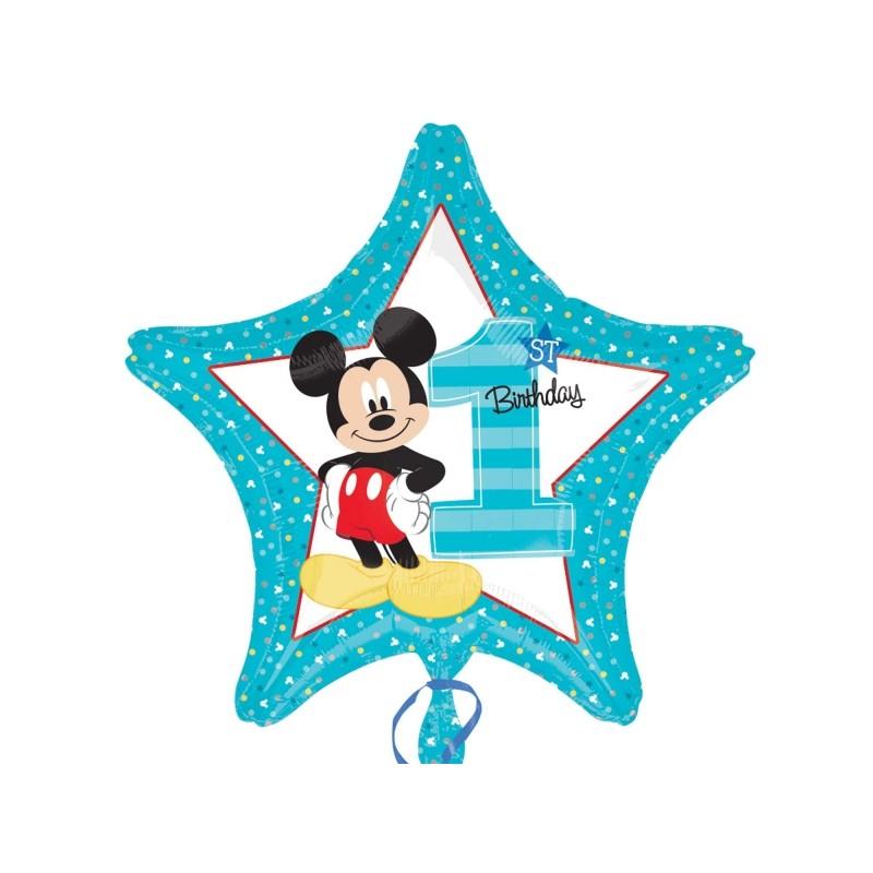 Disney Mickey Mouse Partydeko Bei Misterparty De Jetzt Kaufen