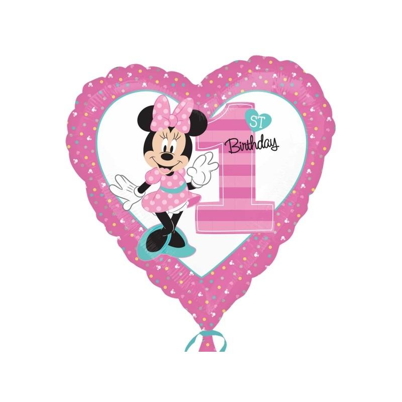 Disney Minnie Mouse Baby Partydeko Bei Misterparty De Jetzt Kaufen