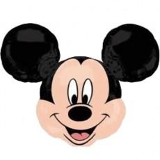 Folienballon Mickey Mouse Art. 07764 Disney Partydeko Ballon Geburtstag