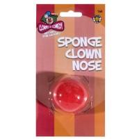 Clown Nase Rot Kostümzubehör