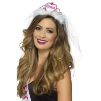 Krone Bride to Be Braut Junggesellenabschied Junggesellinnenabschied