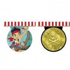 Jake and the Neverland Pirates Wimpelbanner Partydeko