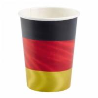 Deutschland Becher Partydeko Fussball EM WM