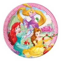 Disney Princess Teller Ariel Cinderella Rapunzel Partydeko Disney Prinzessin