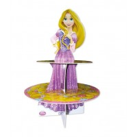 Prinzessin Cupcake / Muffin-Ständer Disney Partydeko Geburtstag